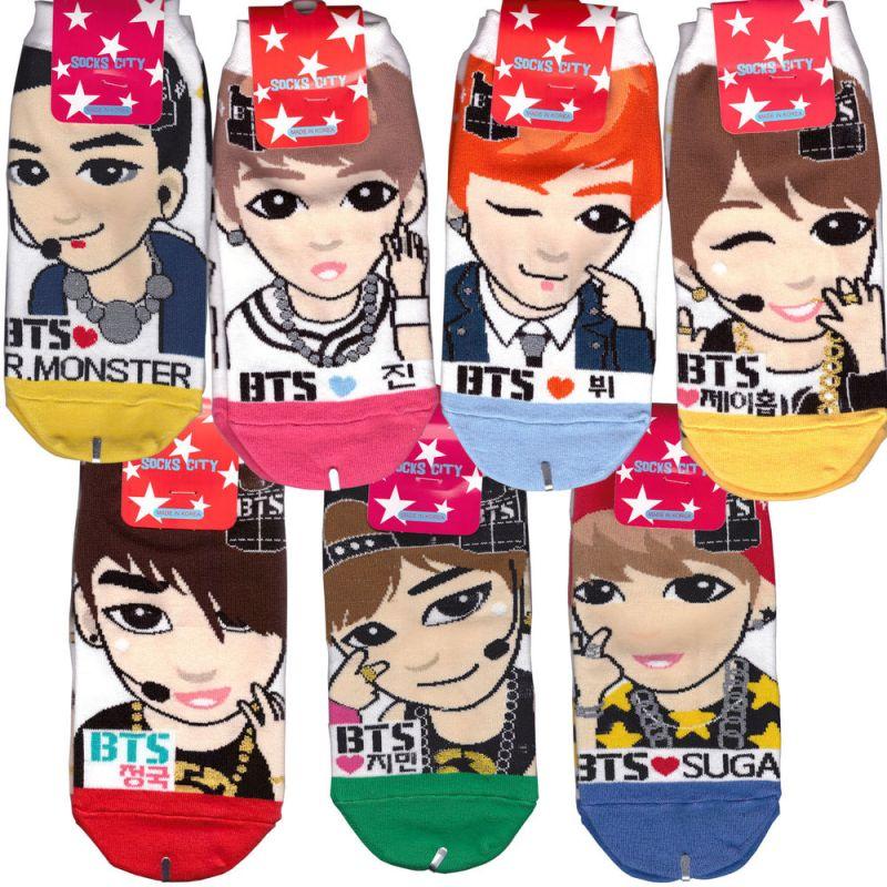 bts socks