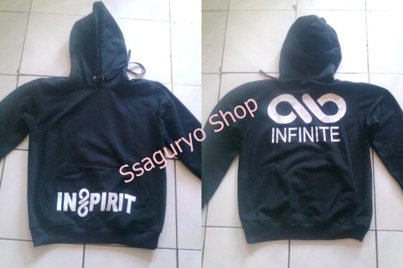 hoodie infinite
