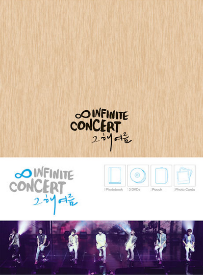 infinite-that-summer-concert-dvd-kr-ver