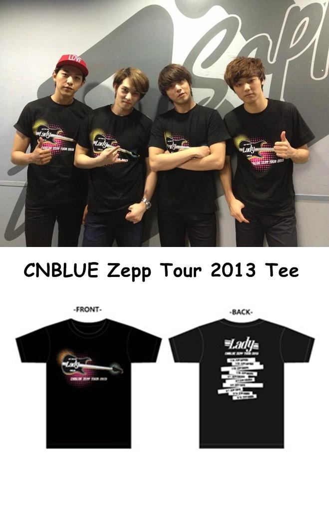 cnblue zepptour2013