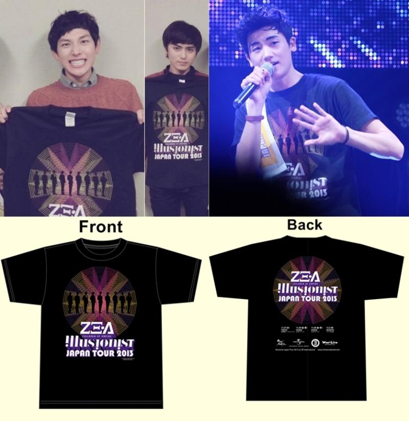 zea t-shirt