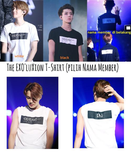 exoluion-tshirt
