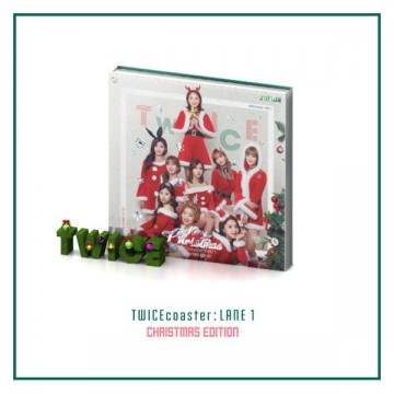 twice-twicecoaster-lane-1-christmas-ver-poster
