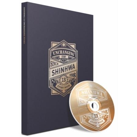 shinhwa storybook
