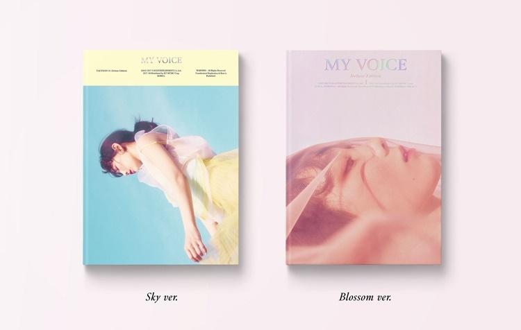 taeyeon my voice deluxe