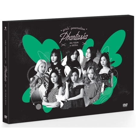 phantasia snsd dvd