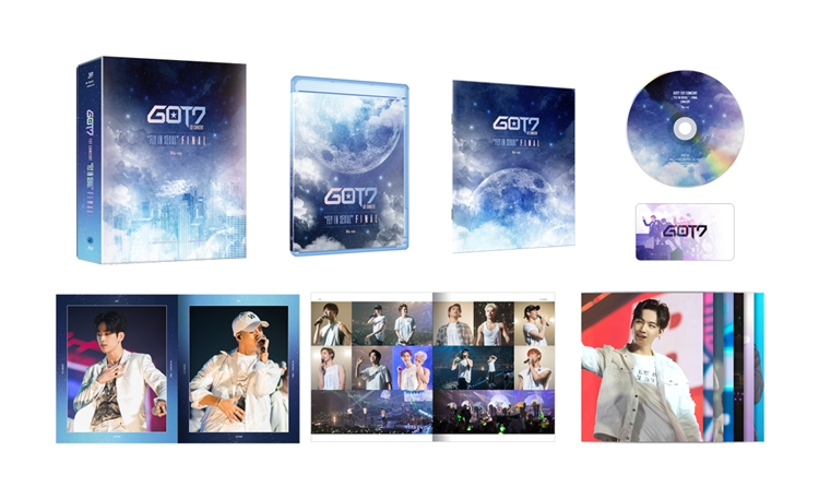 got7 fly in seoul bluray preview
