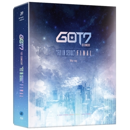 got7 fly in seoul bluray