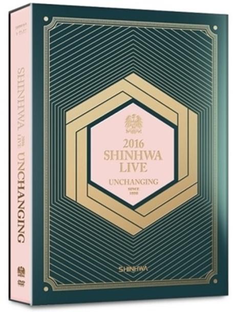 shinhwa dvd