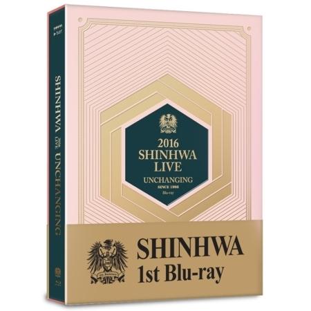 2016 shinhwa live bluray