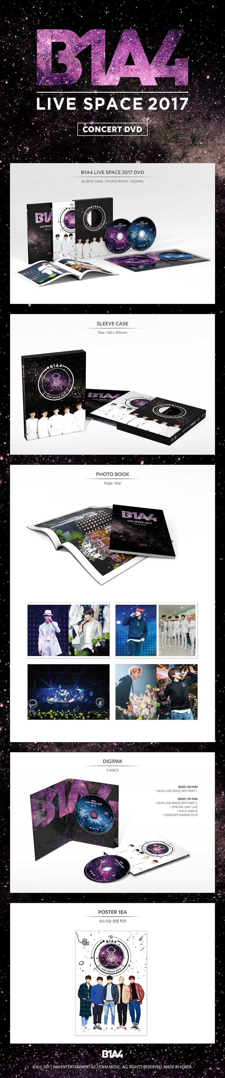 b1a4 live space