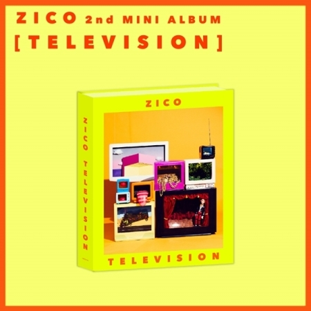 zico television cover