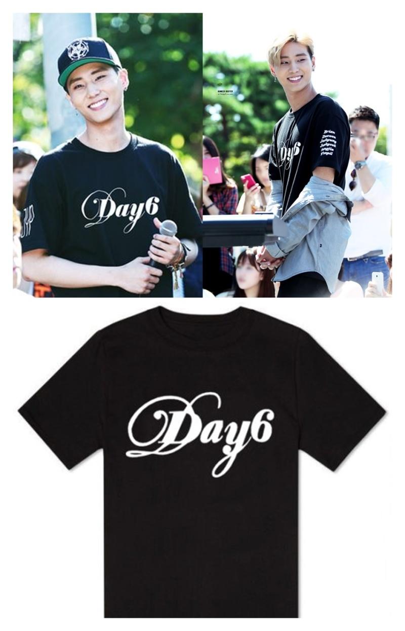 day6 tshirt