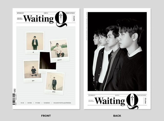nuest waiting q COVER