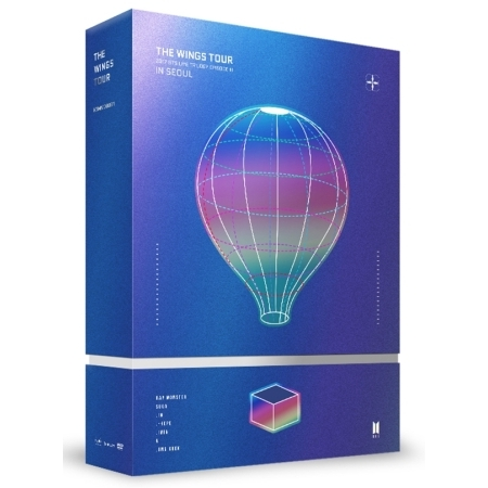BTS trilogy dvd