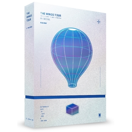 BTS trilogy the wings tour dvd blu ray