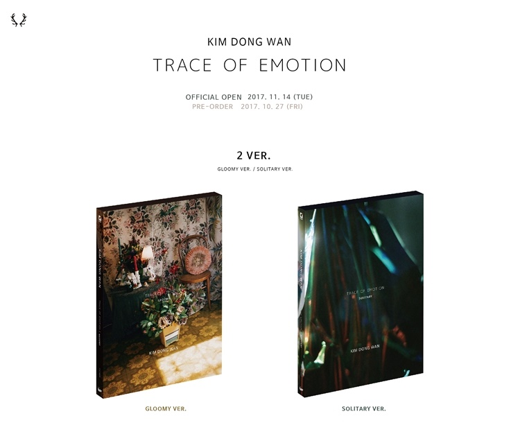 kim dong wan trace of emotion
