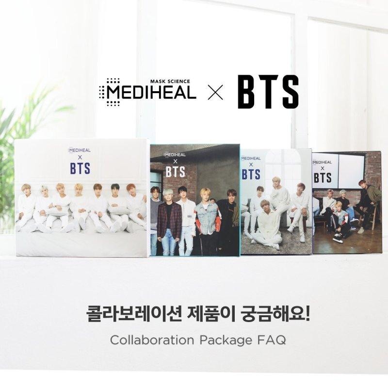 Mediheal BTS masker