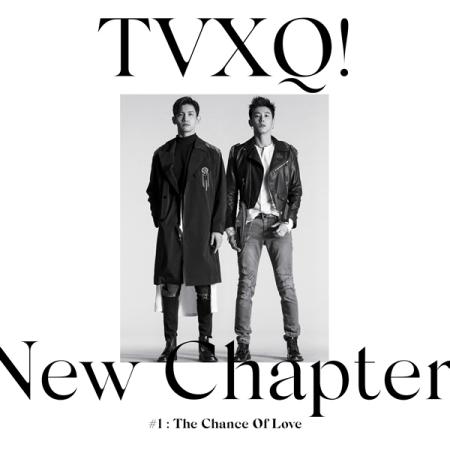 tvxq cover