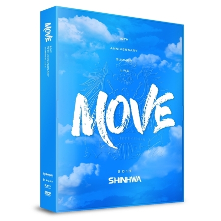shinhwa move dvd