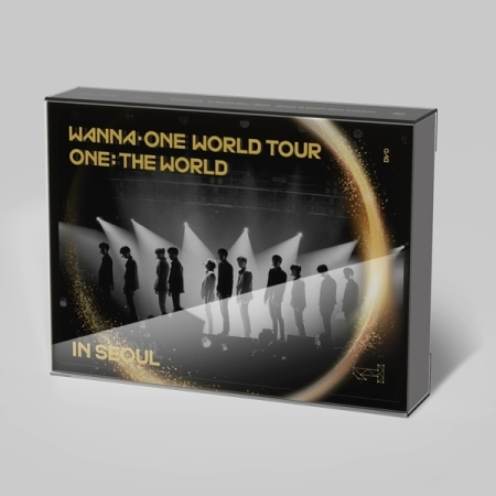 wanna one world tour dvd