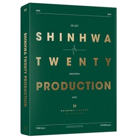 shinhwa production dvd