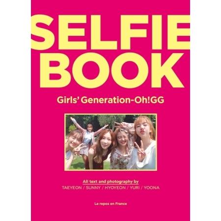 snsd selfie book